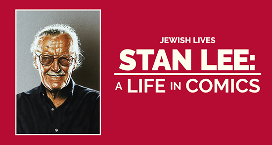 Stan Lee: A Life in Comics – Live on Zoom