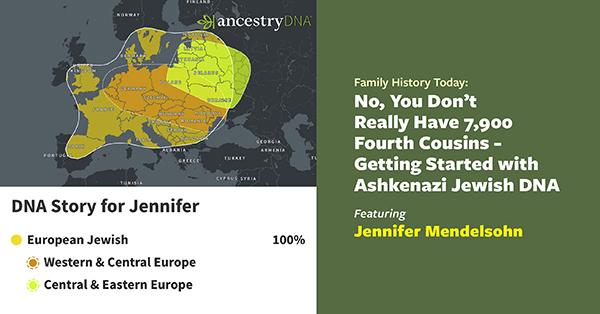 FamilyHistoryTodayGettingStartedwithAshkenaziJewishDNA