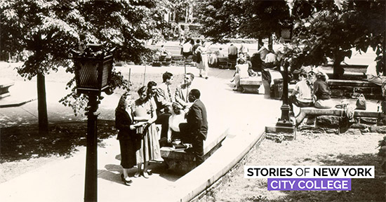 Stories of New York: City College<br>