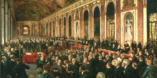 The Treaty of Versailles with Michael Neiberg