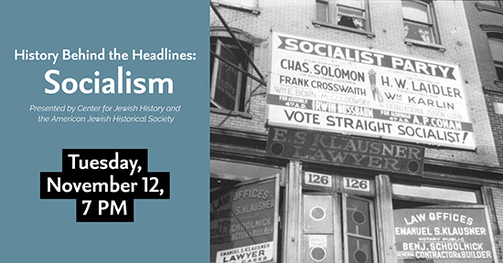 History Behind the Headlines: Socialism