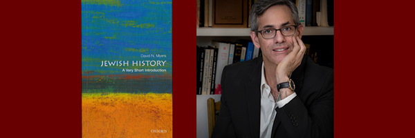 All Jewish History in Less Than an Hour with David N. Myers