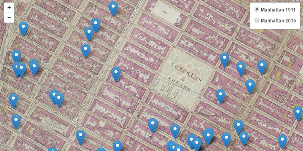 Workshop: Mapping your Family History
