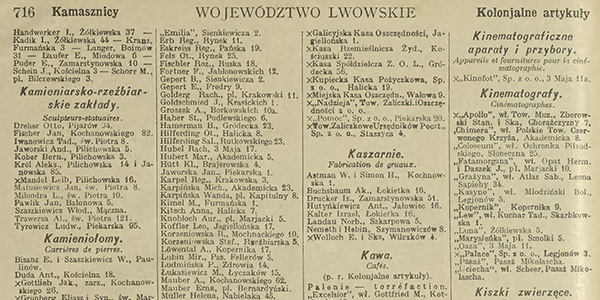 GenealogyIndexer.org: Searching Historical European Directories and Other Sources