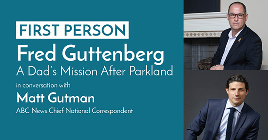 First Person: Fred Guttenberg - A Dad's Mission after Parkland