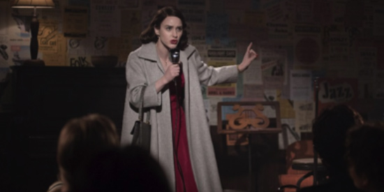 From Jean Carroll to Mrs. Maisel: Jewish Women Comedians as Inspiration