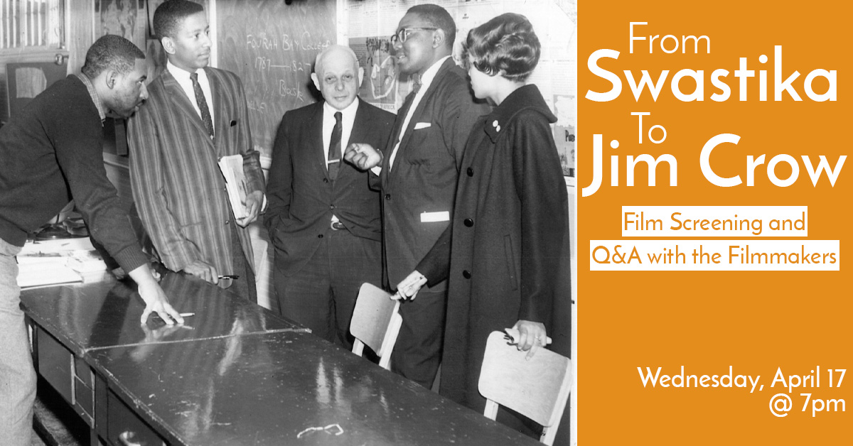 From Swastika to Jim Crow