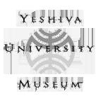 Repository: Yeshiva University Museum